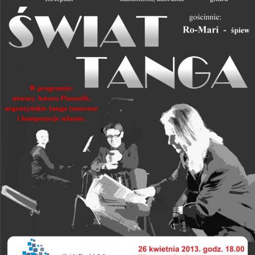 plakat Sentido del Tango_0